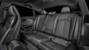 Интерьер Ауди RS5 Sportback 2019