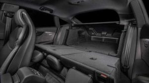 Салон Ауди РС5 Sportback 2019