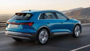 Кроссовер Audi e-tron 2019: первая официальная информация, характеристики, фото