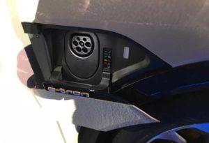 Зарядный терминал Audi e-tron 2019