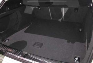 Багажник Audi e-tron 2019
