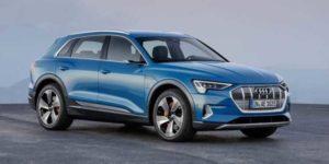 Озвучена стоимость кроссовера Audi e-tron в США