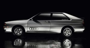 Экстерьер Audi Quattro