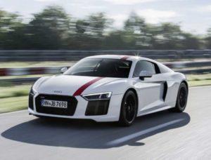 Будет ли модификация Audi R8 с задним приводом?