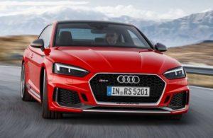 Audi RS5 2018 – больше для дороги, чем для трека