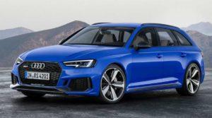 Audi RS4 Avant – универсал широкого профиля