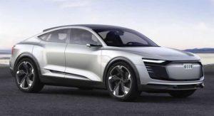 К 2020 году Audi e-tron GT получит зарядку 350 кВт