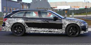 Будущий Audi A6 Allroad