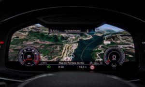 Интерьер Audi A6 C8