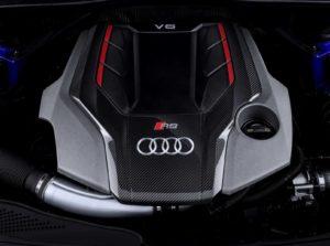 Двигатель TFSI V6 2,9 литра