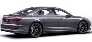 ABT доработали Audi A8