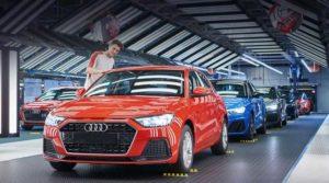 SEAT начали выпуск на Audi A1