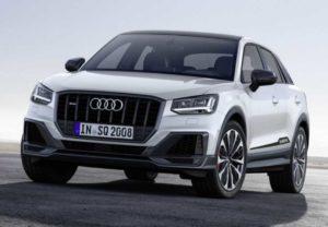 Audi SQ2 получит двигатель 296 л. с.