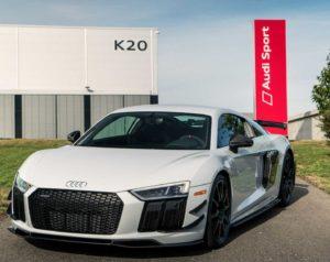 Тираж купе Audi R8 V10 Plus с пакетом Competition составит 10 экземпляров