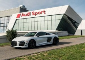 Audi R8 V10 Plus Competition