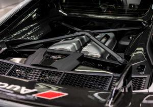 Ограниченная серия Audi R8 V10 Plus с пакетом Competition