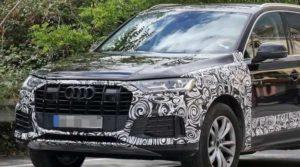 Рестайлинговый Audi Q7