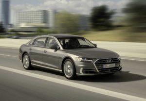 Разработки не попавшие в Audi A8 2019