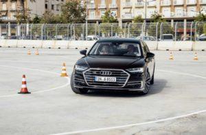 Каких технологий не будет на Audi A8 на рынке США