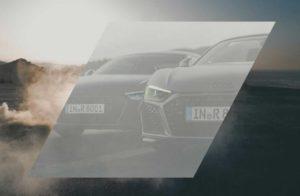 Появился тизер обновленного R8 от Audi Sport
