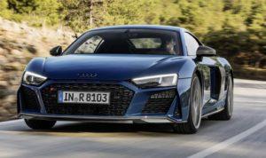 Audi R8 2019 покажут в Лос-Анджелесе в ноябре