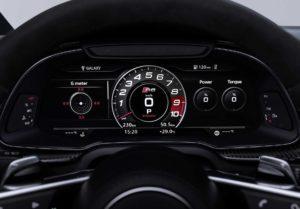 Салон Audi R8 2019