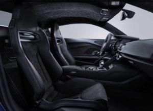 Audi R8 2019 внутри