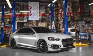 Abt Sportsline работают над Audi RS5 и SQ5 для SEMA