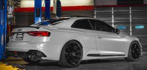 Модифицированный Audi RS5