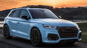 Audi SQ5 от Abt Sportsline