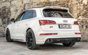 Модифицированный Audi SQ5