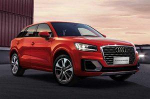Audi Q2 L – удлиненный кроссовер для Китая