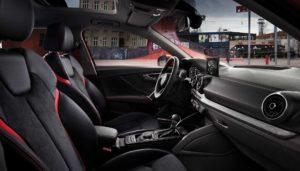 Audi Q2 L для китайского рынка