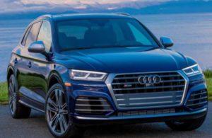 Гибридный Audi Q5 E-Tron ожидается ближе к концу года