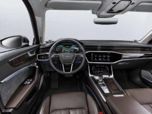 Салон Audi A6 C8