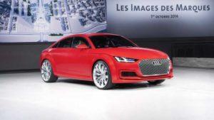 Будущее поколение Audi TT может стать 4-дверным купе