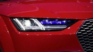 Концептуальный автомобиль Audi TT с 4 дверьми