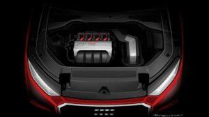 4-дверное купе Audi TT Sportback