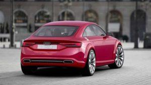 4-дверный концепт-кар Audi TT Sportback