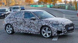 Фото будущего Audi S3
