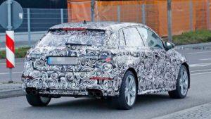 Горячая версия Audi S3