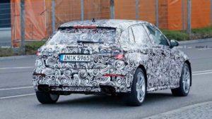 Заряженный автомобиль Audi S3