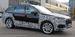 Снимки Audi Q7