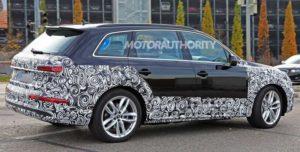Фото будущего Audi Q7