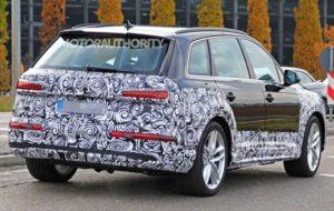 Фотографии будущего Audi Q7