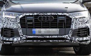 Изображения нового Audi Q7