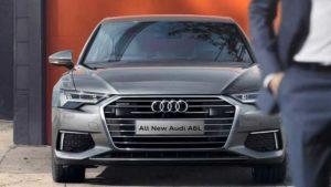 В Китае представили Audi A6L