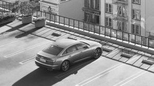 В Китае представлен удлиненный седан Audi A6L