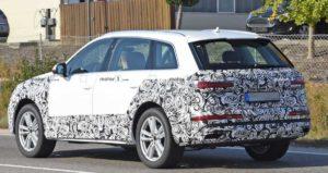 Рестайлинг Audi Q7