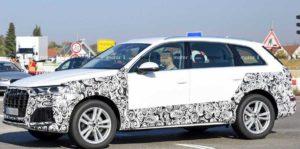 Рестайлинговая версия Audi Q7